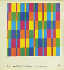 RICHARD PAUL LHOSE AU MUSEE DE GRENOBLE