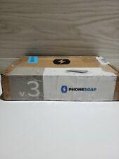 PhoneSoap 3 UV Smartphone Sanitizer & Universal Charger SAND Light Gold color