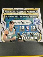 2020-21 PANINI PRIZM FIRST 1ST OFF THE LINE FOTL BASKETBALL HOBBY BOX NEW SEALED