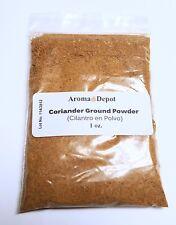 Coriander Ground Powder 1oz Culantro Molido en Polvo Cilantro Fresh Spices Herbs