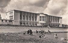 BF27857 luc sur mer le casino vu de la plage   france  front/back image