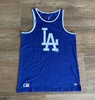 New Era  -  MLB LA Los Angeles Dodgers Neu T-SHIRT Gr M Tank Top