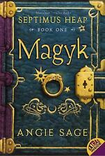 Magyk By: Angie Sage