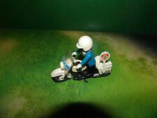 Playmobil 3564 Police Motorrad mit Figur