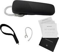 Plantronics Explorer 500 Wireless Bluetooth Headset HD Voice Siri, Google- Black