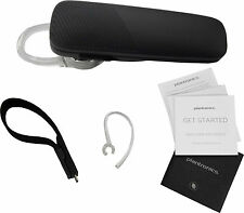 Plantronics Explorer 500 Inalámbrico Bluetooth Headset HD voz Siri, Google-Negro