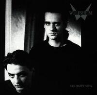 WOLFSHEIM - NO HAPPY VIEW  CD NEW+
