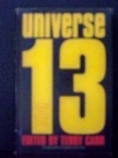 Universe 13 Bishop Watson Robinson Bickel Shepard Frahm Sterling Science Fiction