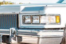 Scheinwerfer Set Cadillac DeVille Seville 75-87 Umrüstscheinwerfer De Ville Se