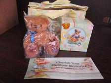 Cherished Teddies 2005 Club Member MEMBERSHIP Kit Kate & Plush Bear CTNR05 NEW