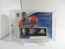2013-14 Andre Roberson Immaculate RC Rookie Tag Patch OKC Thunder #3/3 ebay 1/1
