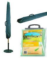 Parasol Cover Jumbo Outdoor Furniture Waterproof Umbrella Garden 43 X 25x190cm