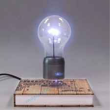 Creative Birthday Gift Magnetic Floating Office LED Bulb Table Lamp Home Decor