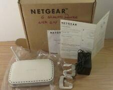 Netgear WGR614 54 Mbps 4-Port 10/100 Wireless G Router (WGR614v6)