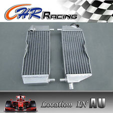 aluminum radiator for Kawasaki KX250 KX 250 2-stroke 2005 2006 2007 05 06 07