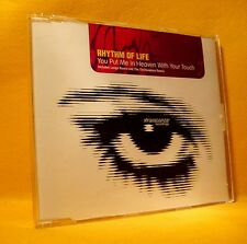 MAXI Single CD Rhythm Of Life You Put Me In Heaven With Your ... 3TR 2000 Trance
