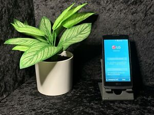 LG Leon - 8GB - Gray - MetroPCS / T-Mobile - Model LGMS345 - Google Locked!
