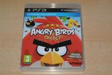 Angry Birds Trilogy PS3 Playstation 3 **FREE UK POSTAGE**