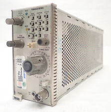 Tektronix 7b80 Single Time Base 400mhz Sweep 10ns 5sdiv For 7000 Series As Is