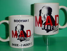 JIM CRAMER - Mad Money - with 2 Photos -  Designer Collectible GIFT Mug 01