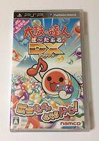 USED PSP Taiko no Tatsujin Portable DX JAPAN Sony PlayStation Portable Japanese