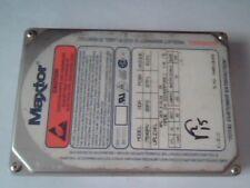 Hard Disk Drive Maxtor 7540AV 08P2 07P1 01P1 C,Z,C HD