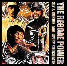Sly & Robbie & Spicy Chocolate - Reggae Power [New CD]