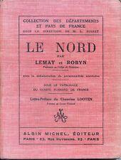 LE NORD par Lemay et Robyn 1926 - NORD - PAS-DE-CALAIS