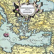 Triumvirat - Mediterranean Tales (Across the Water) [Remaster] (CD, 2002)