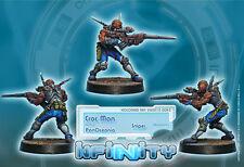 Infinity - PanOceania: Croc Man (Sniper) 280212