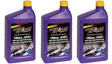 Royal Purple MAX ATF Synthetic Automatic Trans Fluid - Pack of 3 #01320