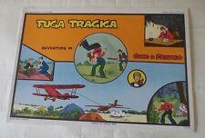 CINO E FRANCO: Fuga tragica (CLUB ANNI TRENTA GIORNALIERO nr. 12)