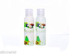 Emu Oil Shampoo & Conditioner 4 oz Set ALL NATURAL Omega 3's  No Parabens