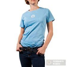 NEW MAGPUL Center Icon Women's T-Shirt Light Blue M MAG623-BLU-M *FAST SHIP*!!