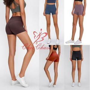 FITINCLINE Women's Sports Shorts Buttery Soft Gym Fitness Training Running Yoga