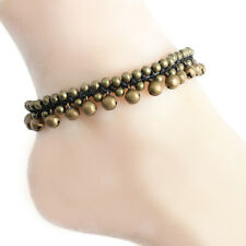 Tribal Boho Bellydance Jewelry New Jingle Bell Payal Anklet Ankle Bracelet