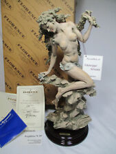 """New listing New Giuseppe Armani Florence """"Spring Herald"""" Figurine Limited Edition 1993"""