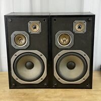 Large Pioneer S-Z92 3-Way HiFi Speakers Vintage Retro Stereo - 8ohm 120W 38""
