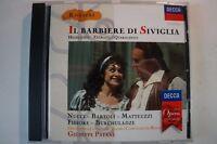 Rossini Il Barbiere di Siviglia Highlights Nucci Bartoli Giuseppe Patanè CD59
