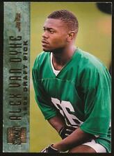 1996 Topps Stadium Club Alex Van Dyke SP RC #141 New York Jets