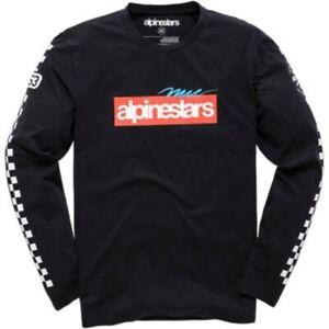Alpinestars Again Premium LS Tee Long Sleeve T-Shirt / M, L, XL, or 2XL