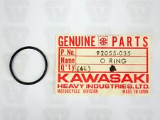 Kawasaki NOS NEW 92055-035 O Ring Z1 H1 H2 S1 S2 S3 EN ER EX F9 F11 F12MX KE KH