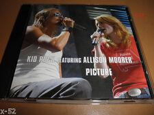 KID ROCK & ALLISON MOORER single PICTURE 3 track CD sheryl crow