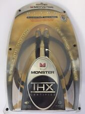 Monster Cable ULT V1000 SV-4 THX Ultra 1000 S-Video Cable