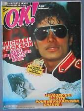 ►OK AGE TENDRE 421/1984 - MICHAEL JACKSON - TERENCE HILL - CLAUDE FRANCOIS