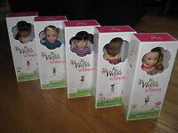 American Girl Wellie Wishers EMERSON Ashlyn WILLA Kendall or CAMILLE Wisher DOLL