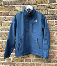 The North Face Petrol Blue Windbreaker Jacket Size S