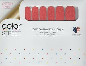 CS Nail Strips You're Corally Invited 100% Nail Polish Strips - Made in the USA!