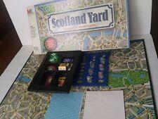 RARE Milton Bradley Scotland Yard 100% Complete