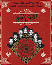Now You See Me 2 (Blu-ray/DVD, Includes Digital Copy SteelBook Only  Best Buy)
